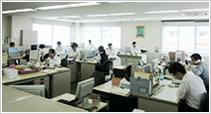 宇和島自動車運送の社内風景